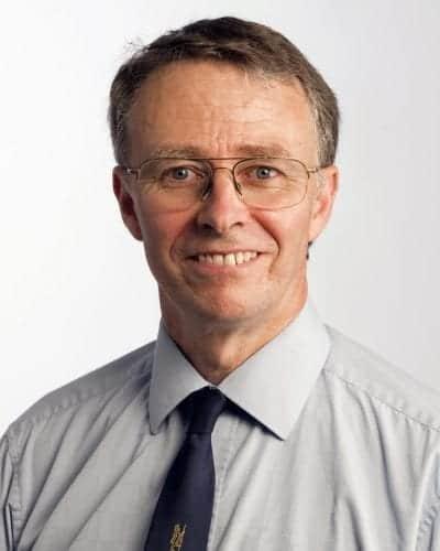 Peter Hopkin FRICS