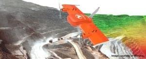 UAV for mining survey